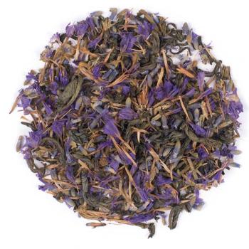 دمنوش چای سبز اسطوخودوس