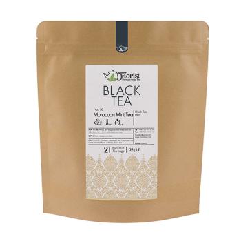 دمنوش چای مراکشی