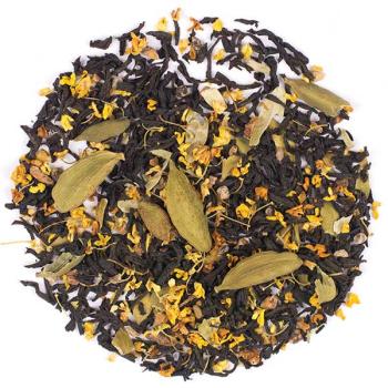 دمنوش چای سیاه هل